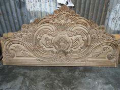 Pooja Room Door Design, Door Design Interior, Bedroom Cupboard Designs, Bedroom Closet Design, Box Bed Design, Chair Design Wooden, Girls Bedroom Furniture, Bed Frame And Headboard, Wood Carving Designs