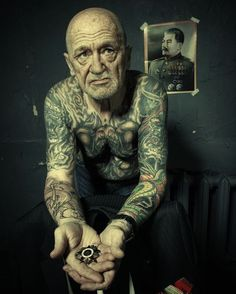 """14 Badass Tattooed Seniors Finally Answer The Question """"But What About When You're Older?"""""""
