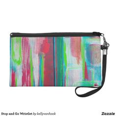 Stop and Go Wristlet
