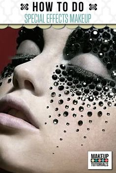 Special Effects Makeup| Youtube makeup tutorials at Makeup Tutorials | #makeuptutorials | makeuptutorials.com