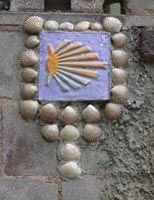 LA CONCHIGLIA simbolo del Cammino di Santiago