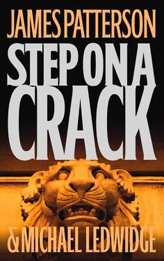 Step on a Crack by James Patterson.  Book 1 in the Michael Bennett series.  The widower cop with 10 kids.