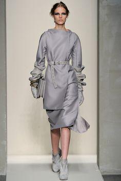 Gianfranco Ferré Fall 2012 Ready-to-Wear Fashion Show - Suvi Koponen