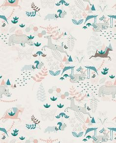estampado para Texitura Magazine by missdesidia, via Flickr