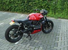 www.marktplaats.nl/motoren-bmw/bmw-750cc-caferacer-bratstyle     Origineel: BMW K75S   Bouwjaar: 19...