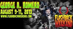 FlashBack Weekend, Chicago Horror Convention, August 9-11, 2013