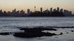 Shark Island, Sydney Harbour
