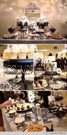 Dessert Table Ideas - Bing Images