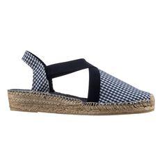 Plus Size Model, Summer Shoes, Espadrilles, Spring Summer, Blue, Style, Fashion, Oviedo, Gingham