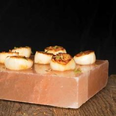 Recipes | Salt Crust Scallops with Thai Lime Dipping Sauce | Sur La Table