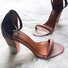 Rebecca Minkoff Mali Heel Block Sandals Sz 8.5 BRAND NEW! Does not include box. Size US 8.5 Rebecca Minkoff Shoes Heels