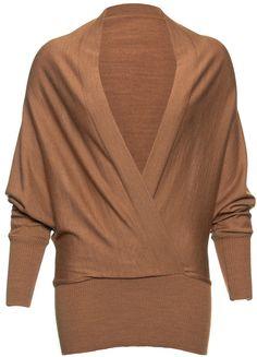 Fledermaus Pullover - caramel - Ansoho  kbT Wolle Fashion Musthaves, Bio Vegan, Vegan Shoes, Trends, Green Fashion, Men Sweater, Pullover, Lifestyle, My Style