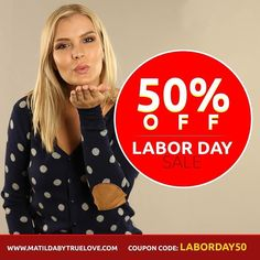 50%Off Labor day Sale http://ift.tt/1MDtyLA