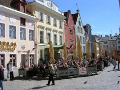 Tallin, Estonia- absolutely beautiful