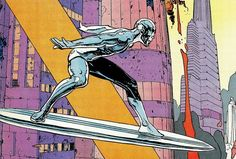 moebius silver surfer