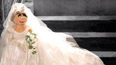 GÜNTER VERDIN ENTERTAINMENT: TOP SECRET: Das Brautkleid von Miss Piggy
