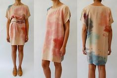 Holy subtle and beautiful tie dye.