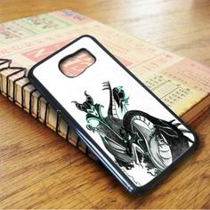 Malficent And Dragon Samsung Galaxy S6 Case