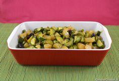 Scopri la ricetta di: Zucchine e patate in padella