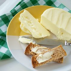 How to Make Fresh Butter