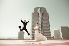 Alex and Kelly were so much fun!  Kevil Lee really is an amazing photographer!  Los Angeles Wedding Venue- InterContinental Los Angeles Hotel
