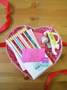 This charming Valentine Gift Set is great for someone that wants a bit more than chocolate. Love this fun romantic gift set by Earmark Social Goods Valentine Special, Valentines Day Hearts, Valentine Heart, Valentine Crafts, Valentine Day Gifts, Kids Valentines, Love Gifts, Best Gifts, Christmas Wishes Quotes