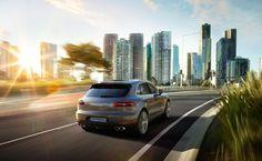 Porsche Macan S Diesel - CGI & Retouching on Behance