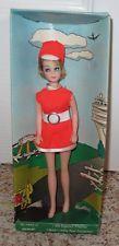 Vintage 1970 Topper Dawn Jessica Doll MIB great cond