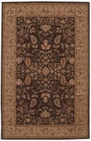 """Inspired by the incomparably elegant carpets of 17th Century Persia, this collection makes an unmistakably """"Old World"""" fashion statement. To achieve the characteristically delicate palette of this group, premium quality 100% wool """"hard twist"""" yarns are specially dyed for a subtlety of coloration that recreates the vintage look of traditional vegetable dyes. An extraordinarily dense hand crafted construction ensures both superlative textural appeal and years of lasting beauty. Traditional ..."""