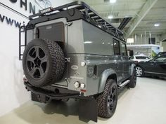 Land Rover Defender 110 XS Utility Big Bespoke Overland Conversion Brand New | eBay