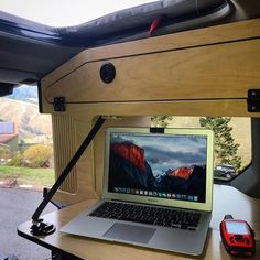 """Honda Element Micro Camper System number FIVE has been shipped to California and installed. The mobile office is ready to roll. ••••• This is installed in an Element with an @ursaminorvehicles #Ecamper poptop installed way back in 2008. One of the first few to ever be installed. Honored to have our system in it's """"downstairs"""". Safe travels to our new family member in NorCal. ••••• We are taking orders for 2018. Email us through our website with your contact information to be added to the…"""