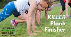 Killer Plank Finisher (Competition Entry – Finisher) | Bootcamp Ideas