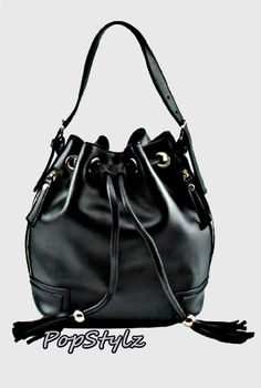 Scarleton - Draw String Handbag