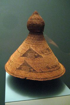 NYC - National Museum of the American Indian - Whaler's Hat by wallyg, via Flickr