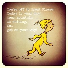 10 Quotes From Dr. Seuss That Will Make Your Day Better - Page 4 of 10 - Momminghubb The Words, Cool Words, Quotes To Live By, Me Quotes, Qoutes, Quick Quotes, Baby Quotes, Birthday Wishes For Kids, Birthday Bash