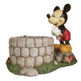 Found it at Wayfair - Disney Mickey Mouse Resin Statue Planter