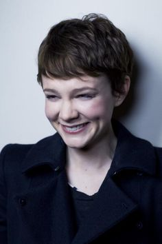 """""""I'm more the sort of person who doesn't like hugging strangers because we don't know each other, so we shouldn't."""" Carey Mulligan"""