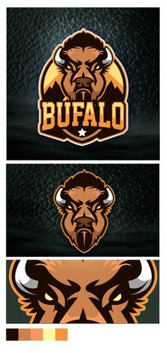 Sport Logo Bufalo on Behance