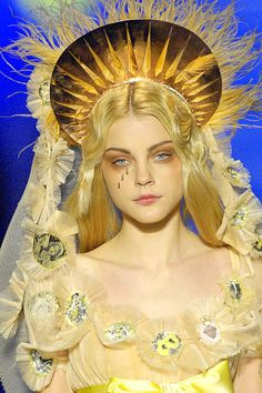 Jean Paul Gaultier Spring/Summer 2007 Couture