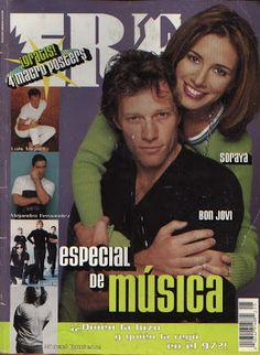 Bon Jovi y Soraya