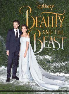 Beauty & The Beast UK Premiere