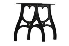 Cast Iron Table Legs, Metal Table Legs, Dining Table Legs, Bar Height Table Diy, Leg Cast, Custom Furniture, Industrial Style, Bar Stools, Upholstery