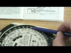 E6B Flight Computer Tutorial from Harv's AIr - YouTube Aviation Training, Pilot Training, Ground School, Private Pilot, Test Prep, How To Know, Air Force, Aircraft, Knowledge