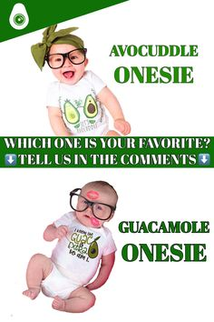 Avocado Costume, Costume Collection, A Funny, Get One, Guacamole, Your Favorite, Onesies, Babies, Costumes