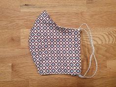 Stoffmaske - Mundschutz - Baumwolle - hoher Tragekomfort von upcyclingplastic auf Etsy Drawstring Backpack, Backpacks, Bags, Etsy, Masks, Handmade, Cotton, Handbags, Backpack