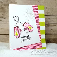 Welcome card makers, scrapbookers and paper crafters! This is an embellished world for creative minds to gather.