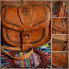 leather purse | guatemala.   Have my very own...from Antigua!