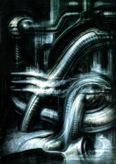 Hans Rüdi Giger: Japanese Excursion III