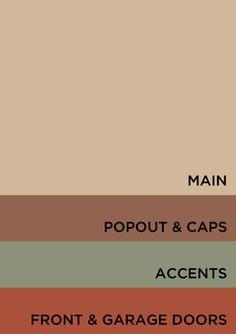 Southwestern color scheme