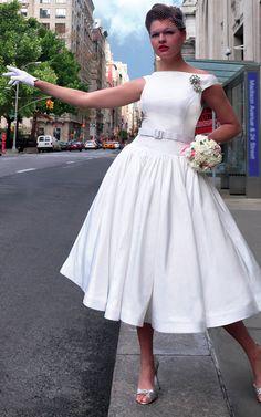 fun vintage looking dress